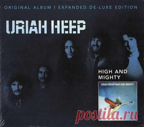 Uriah Heep - High And Mighty (1976) (Expanded De-Luxe Edition, 2004) FLAC High And Mighty - девятый студийный альбом британской рок-группы Uriah Heep, выпущенный в 1976 году на Bronze Records в Великобритании и Warner Bros. Records в США. Этот альбом стал последним, записанным с участием со-основателя группы и вокалиста Дэвида Байрона (David Byron), который был уволен из