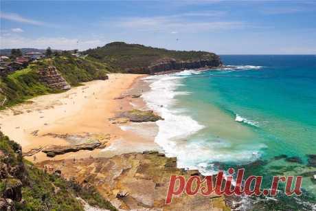Живописная красота пляжа Туриметта - Путешествуем вместе