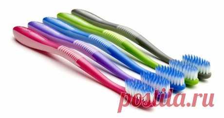 Зубная щётка защитит от слабоумия и болезней сердца