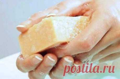 Способы использования и свойства хозяйственного мыла — Делимся советами