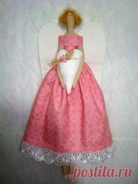 (6) Gallery.ru / Фото #11 - куклы-тильды - 633-10-66