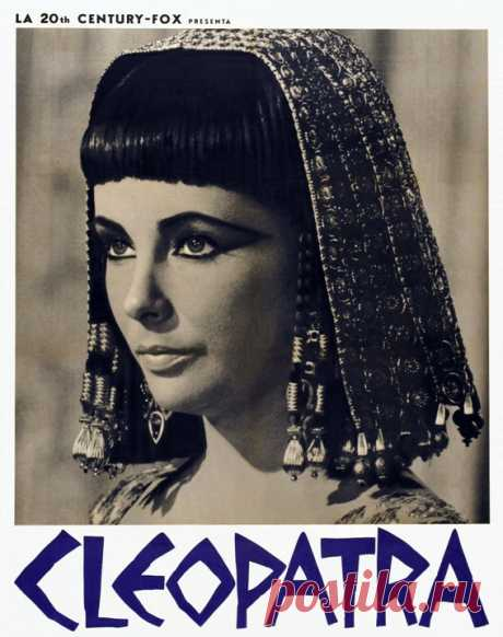 Cleopatra (biography, images, movies)