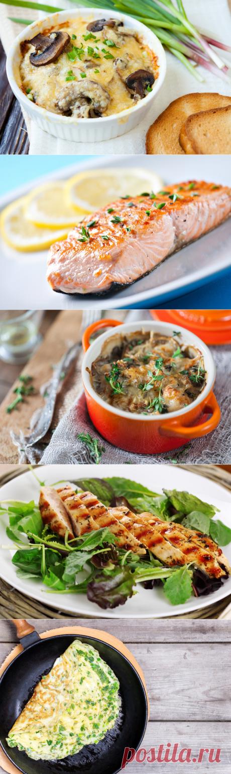 Ужин без углеводов: белковые блюда для самых ленивых - My izumrud