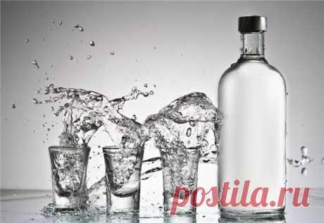 Рецепт домашней водки