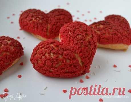 Заварные пирожные «Моя любовь». Ингредиенты: вода, сливочное масло, соль