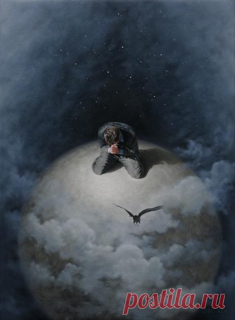 Австралийский художник Джоэл Ри (Joel Rea)