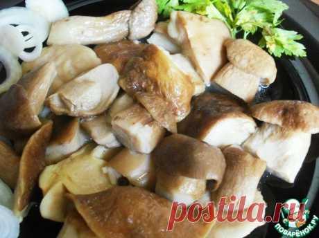 Грибы по-венесуэльски - потрясающе вкусно, готовится просто и быстро, аромат... ммм... обалденный!..