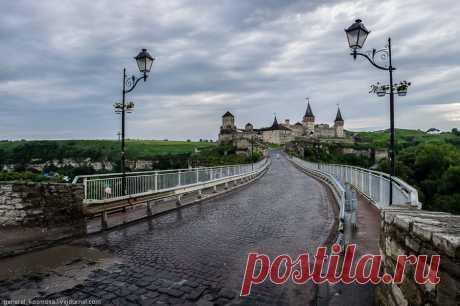 Средневековый Каменец-Подольский