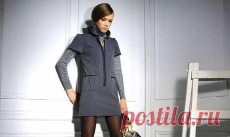 Серый цвет в одежде: как носить, с чем сочетать С чем носить серые вещи, чтобы не превратиться в cерую мышку, рассказывает Passion.ru.