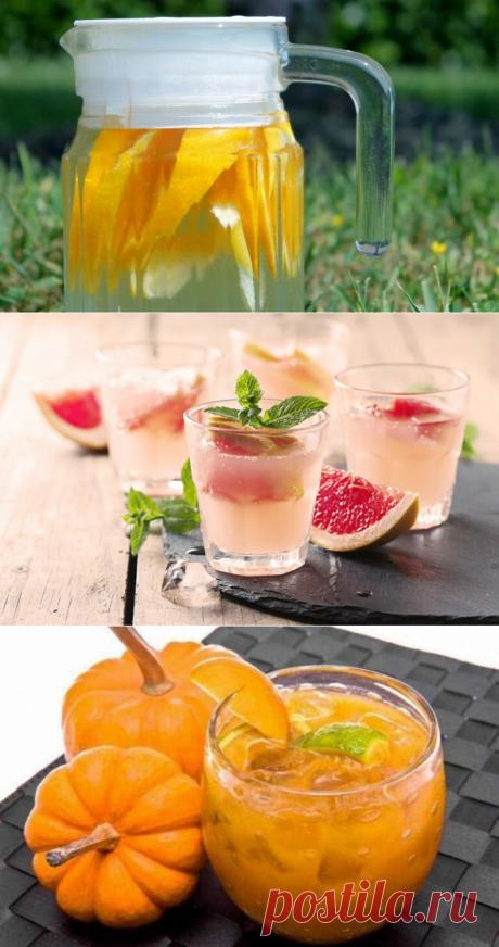 Лимонный фреш | Напитки создаем,жажда ни почем | Яндекс Дзен