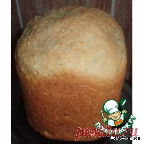 Хлеб в хлебопечке – кулинарный рецепт