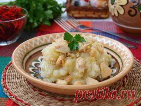 Подлива к картофельному пюре