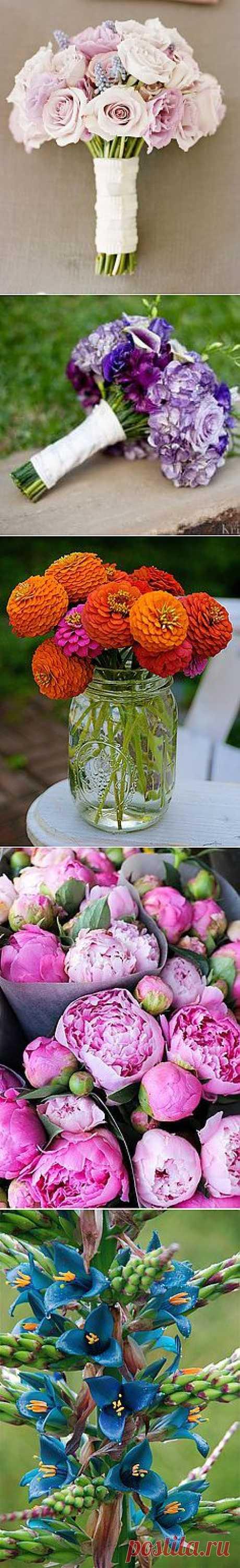 12 Stunning Wedding Bouquets - Part 20 | bellethemagazine.com | Dream