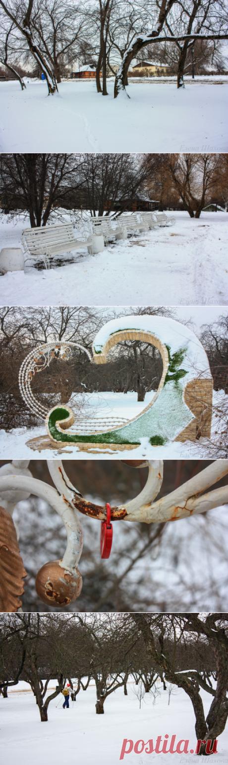 Коломенское зимой ЕРУНДОПЕЛЬ