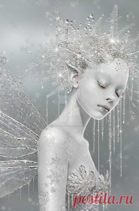 Snow by Maxinesimaginarium on DeviantArt