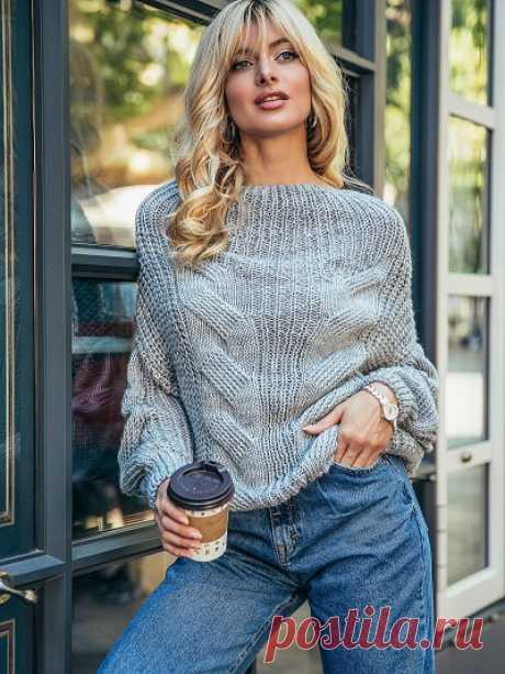 КОМФОРТ И СТИЛЬ В ОДНОМ ФЛАКОНЕ! Стильные женские свитера