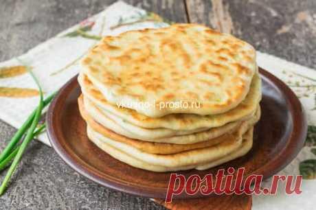 Сырные лепешки на кефире » Вкусно и просто. Кулинарные рецепты с фото и видео