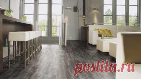 Купить полиуретановый пол Wineo Purline Wood XL Acadia PLEW10006 с методом укладки на клей