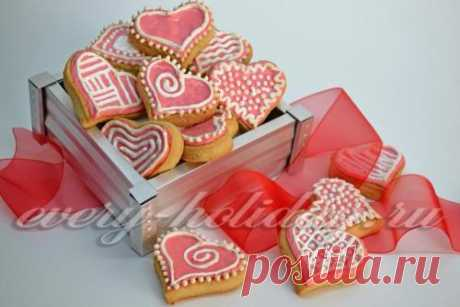 """Las galletas \""""los Corazoncitos\"""" con el gusto de vainilla: la receta"""