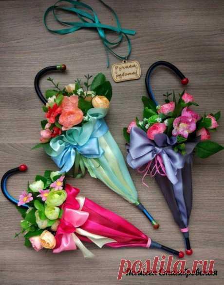 Праздничный зонтик — DIYIdeas