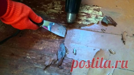 Линолеум на деревянный пол: как правильно постелить, поэтапное выравнивание пола под линолеум
