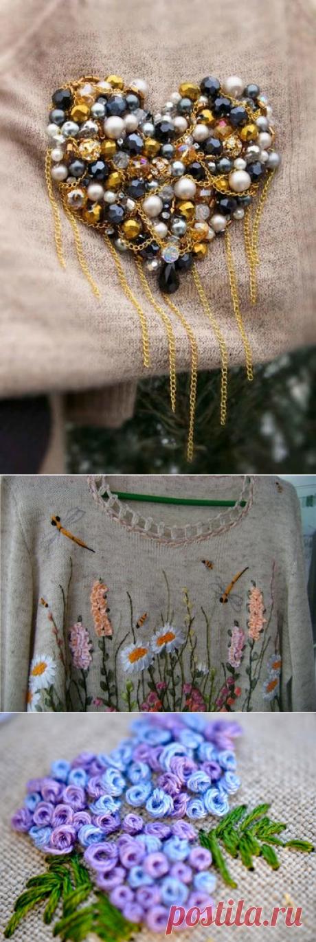 31 карточка в коллекции «ВЫШИВКА на одежде» пользователя Елена С. в Яндекс.Коллекциях