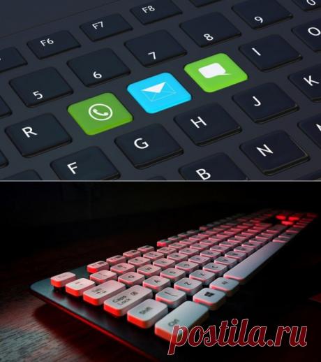 Сочетания клавиш, которые облегчают иускоряют работу закомпьютером — Полезные советы
