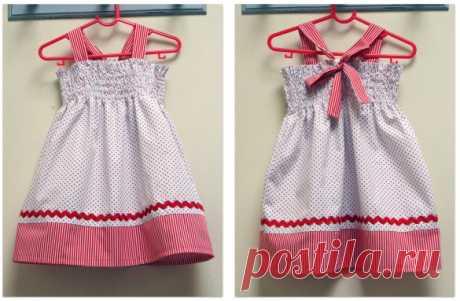 FREE ZigZag Shirring Tutorial & Toddler Dress Pattern. – Felicity Sewing Patterns Blog