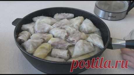 Голубцы из квашеной капусты по-балкански/Sarma od kiselog kupusa