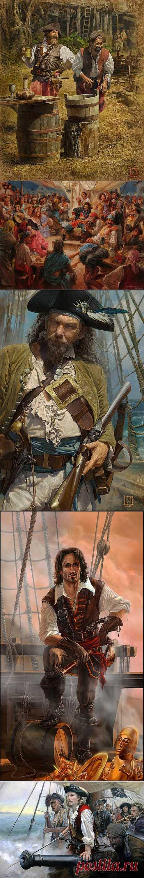 Пираты.....