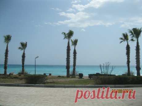 Пляжи в Анталии