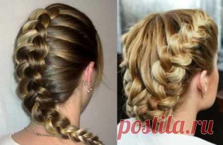 Прически на длинные волосы с плетением (36 фото): видео-инструкция как сделать красивую свадебную укладку с заплетенными длинными локонами своими руками, фото и цена