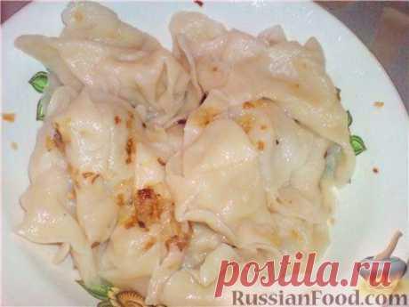 Recipes of vareniki
