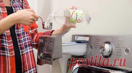 Как почистить стиральную машину своими руками
