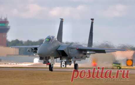 Фото F15E (91-0312) - FlightAware