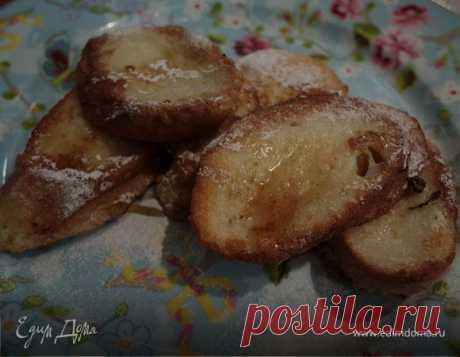 Торрихас, пошаговый рецепт на 1786 ккал, фото, ингредиенты - Юлия Высоцкая