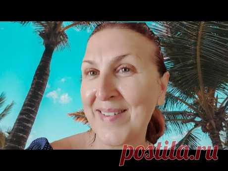 Экспресс Уход За Лицом Когда Ты На Море/Быстро и Эффективно /Aloe Vera + Spiruline