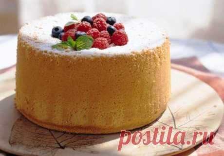 Вкусные и полезные рецепты диетических тортов