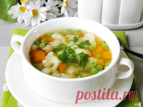Рецепты диетических супов для похудения в домашних условиях!