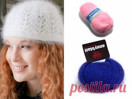 Связать шапку спицами для женщины: новые модели (фото)