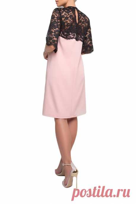 Платье Петербургский Швейный Дом арт 1217-2/W19090652133 купить в интернет магазине, цвет персиковый, цена и фото, отзывы - KUPIVIP.RU