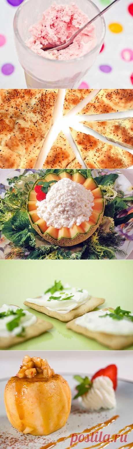 (+1) тема - 12 перекусов для похудения   Диеты со всего света