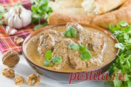 Сациви - Мясные блюда