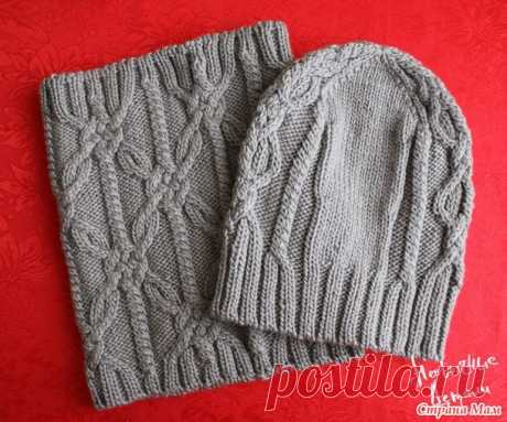 """Set of \""""Interlacing\"""" online - we Knit together online - the Country of Mothers"""