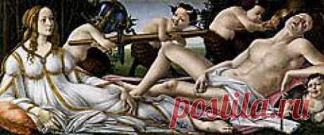 Боттичелли Сандро. Картины, фрески и биография. Sandro Botticelli.