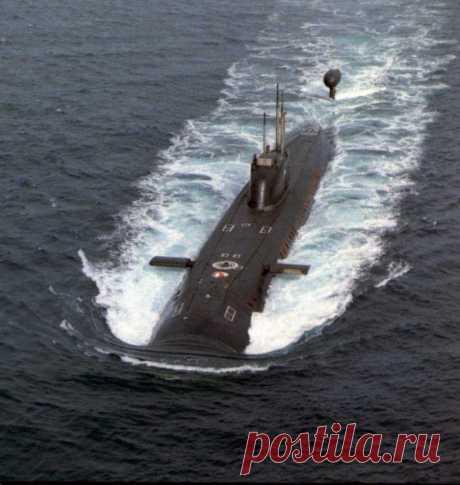 Как наши подводники раскрыли большой секрет США / Назад в СССР / Back in USSR