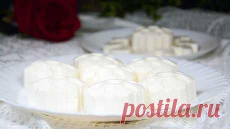 Очень простой, но вкусный десерт из творога без выпечки. » Кулинарный сайт