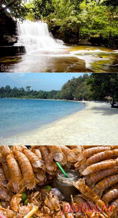 Камбоджа, Сиануквиль: море, пальмы и песок... / Мировые Достопримечательности / Мировые достопримечательности. Фото достопримечательностей, идеи для путешествий. Туристический журнал.
