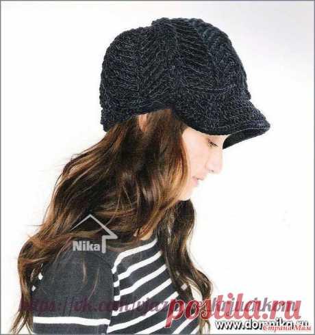 Японские кепи Говорят, что все новое - это хорошо забытое старое.  Сама я ни шапки, ни кепки не ношу. Предпочитаю капюшон. Но вот в интернете наткнулась на такую прелестную кепочку