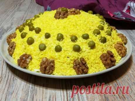 Очень вкусный салат с курочкой и солеными огурцами | Вкуснейшая кухня | Яндекс Дзен